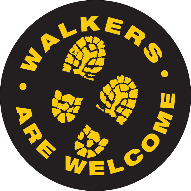 Walkers are Welcome logo